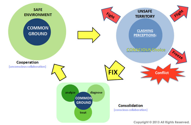 Conflict Competency Model