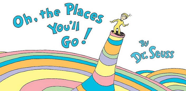 Oh The Places Youll Go And How To Deal When You Arent Getting